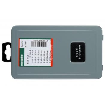 Набор буров METABO SDS-Plus Pro 4 из 7 предметов (630584000)